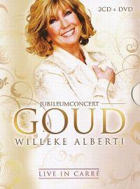 Cover Willeke Alberti - Goud (Live in Carré) [DVD]